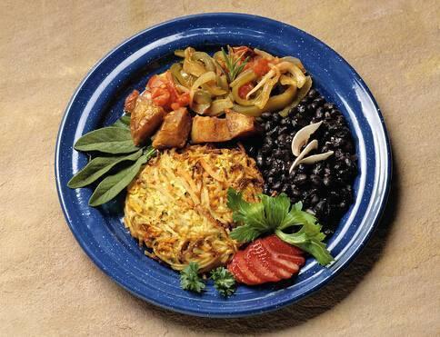 饮食文化 五谷杂粮